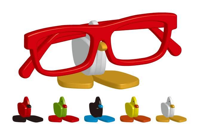 glasses-duck